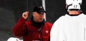 SCSU coach Bob Motzko